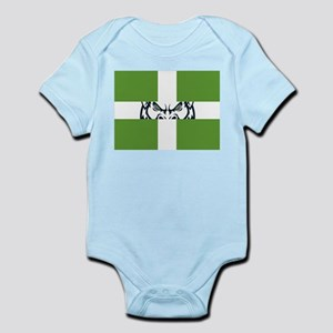 Green GFC Flag Body Suit