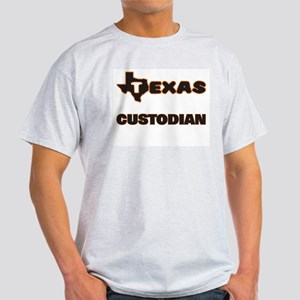 Texas Custodian T-Shirt