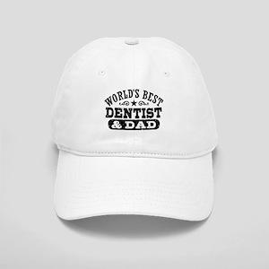World's Best Dentist and Dad Cap