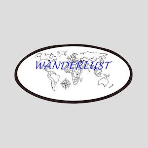 Wanderlust Patch