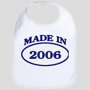 Made in 2006 Bib