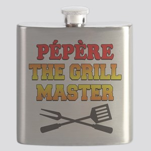 Pepere The Grill Master Drinkware Flask