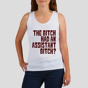 Assistant Bitch Women's Tank Top