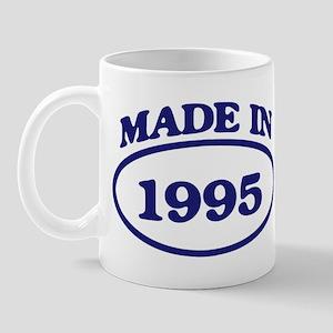 Made in 1995 Mug