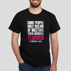 Proud Teacher Mom T-Shirt