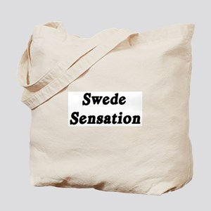 Swede Sensation Tote Bag