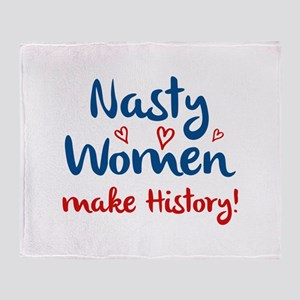 Nasty Women Stadium Blanket