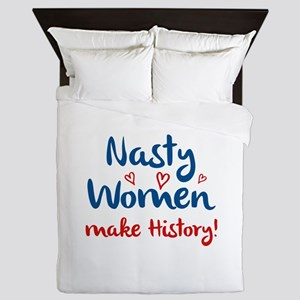 Nasty Women Queen Duvet
