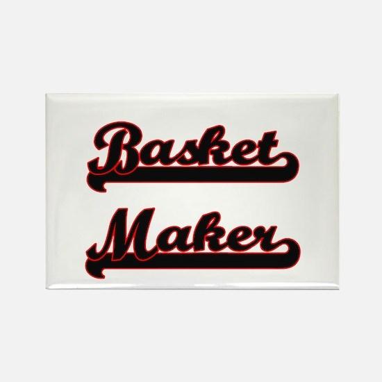 Basket Maker Classic Job Design Magnets