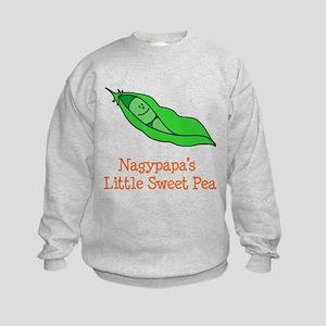 Nagypapa's Sweet Pea Sweatshirt