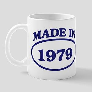 Made in 1979 Mug
