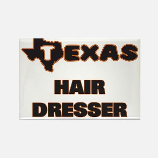 Texas Hair Dresser Magnets