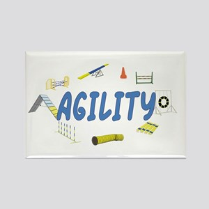 Agility Rectangle Magnet