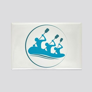 River Rafting Magnets