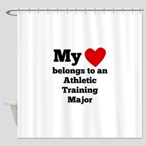 My Heart Belongs To An Athletic Training Major Sho