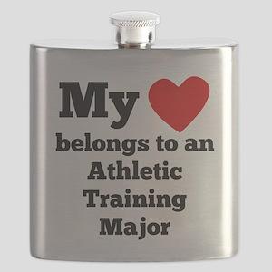 My Heart Belongs To An Athletic Training Major Fla