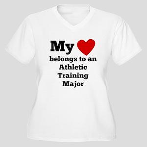 My Heart Belongs To An Athletic Training Major Plu