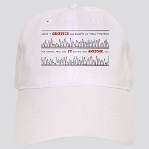 Genetics is Awesome Baseball Cap