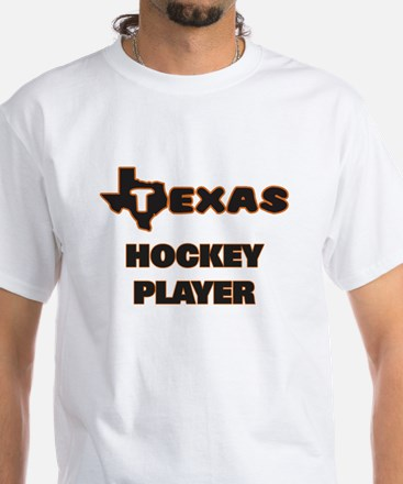 Texas Hockey Player T-Shirt