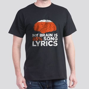 Song Lyrics T-Shirt