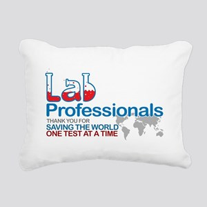 Saving the world one test at a time Rectangular Ca