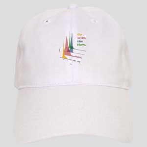 Go with the flow-cytometry Baseball Cap