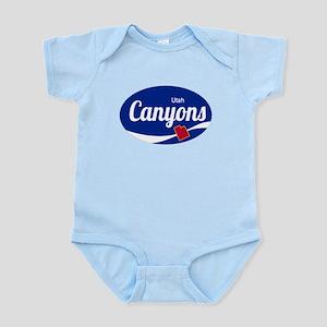 The Canyons Ski Resort Utah Oval Body Suit