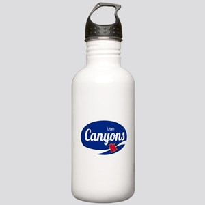 The Canyons Ski Resort Stainless Water Bottle 1.0L