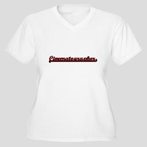Cinematographer Classic Job Desi Plus Size T-Shirt