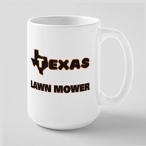 Texas Lawn Mower Mugs