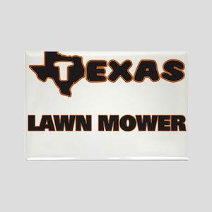 Texas Lawn Mower Magnets