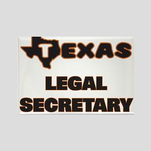 Texas Legal Secretary Magnets