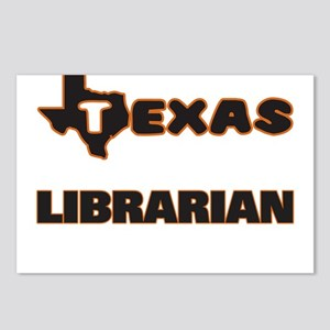 Texas Librarian Postcards (Package of 8)