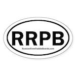 Russian River Paddle Boards Rrpb Sticker