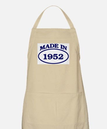 Made in 1952 BBQ Apron