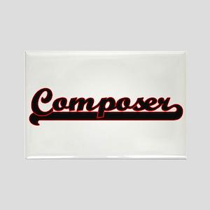 Composer Classic Job Design Magnets