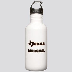 Texas Marshal Stainless Water Bottle 1.0L