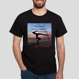BLESSED GYMNAST Dark T-Shirt