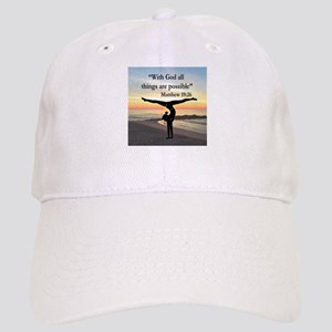 BLESSED GYMNAST Cap