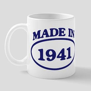 Made in 1941 Mug