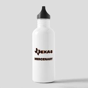 Texas Mercenary Stainless Water Bottle 1.0L