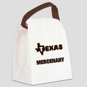 Texas Mercenary Canvas Lunch Bag