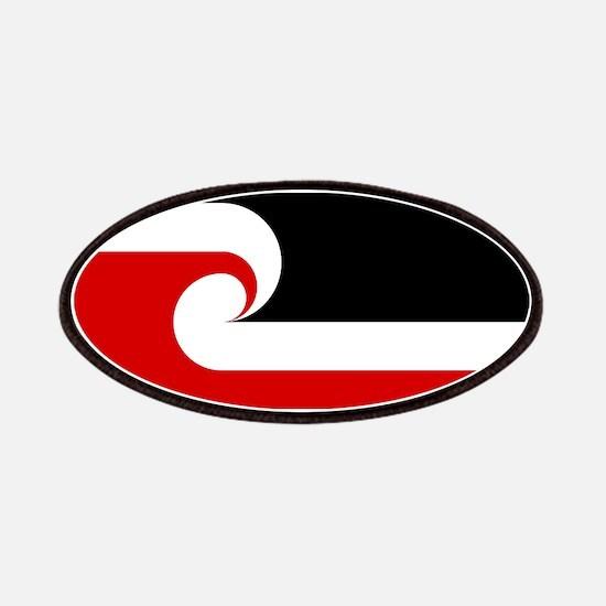 Maori Flag Patch
