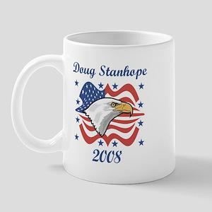 Doug Stanhope 08 (eagle) Mug