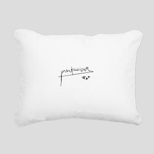Signature Rectangular Canvas Pillow