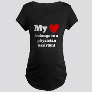 My Heart Belongs To A Physician Assistant Maternit