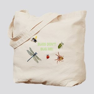 Cute bugs Tote Bag