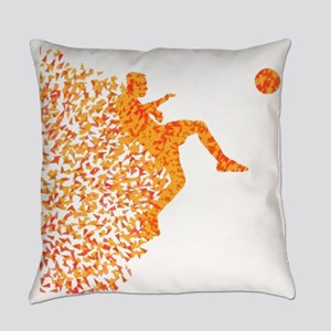 Soccer Everyday Pillow