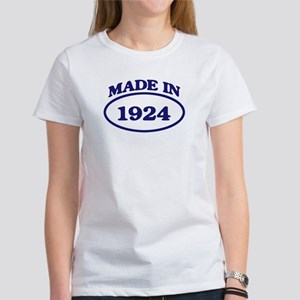 Made in 1924 Women's T-Shirt