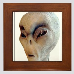 Alien Framed Tile